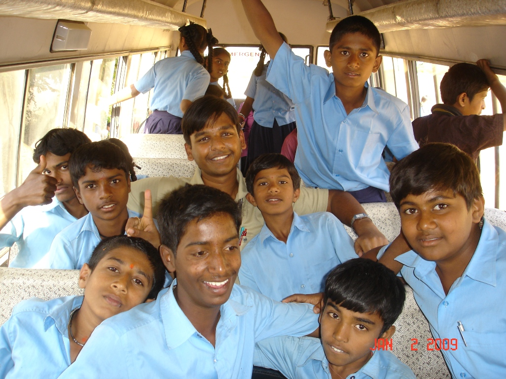 Education Drive - We used to teach English to these kids! :)