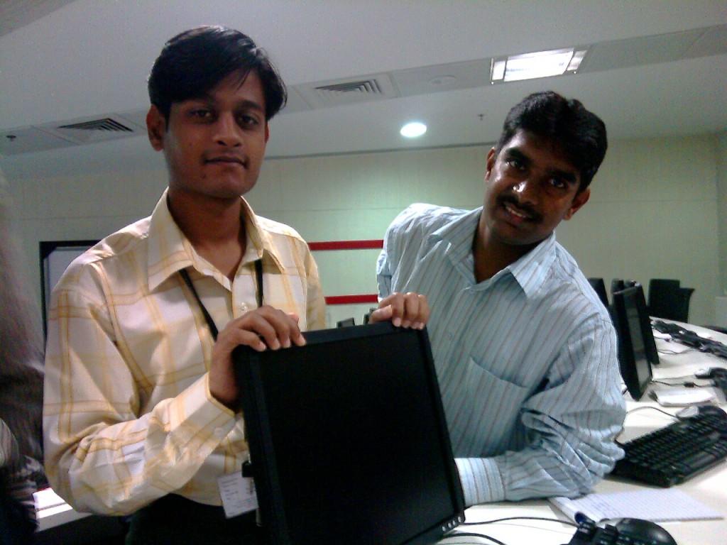 Amit & Karthik