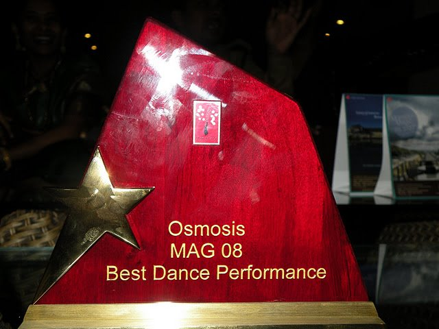 Osmosis Trophy