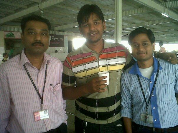 Shrishail & Karthik